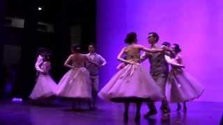 Cinderella Viennese Waltz Dance (I Won't Give Up & Shake it off) - VeryUs