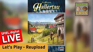 Let´s Play - Hallertau - Brettspiele - Lookout