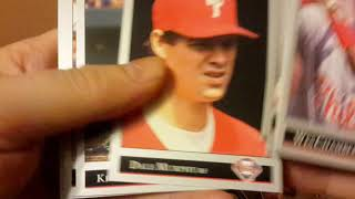 1992 Leaf Series 2 Box Break And Review (Possible Jeff Kent Black Gold Rookie Card)