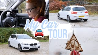 WHAT'S IN MY CAR 2019?   Cherry Wallis