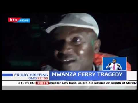 Death toll rises in Mwanza ferry tragedy