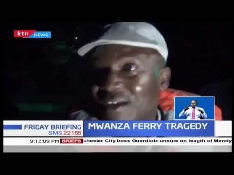 Death toll rises in Mwanza ferry tragedy