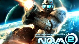 N.O.V.A. 2 Near Orbit Vanguard Alliance - Android - Launch Trailer