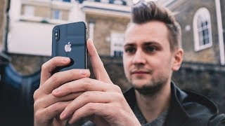 Apple iPhone X Street Photography — First Impressions