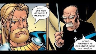 King Thor vs The Catholic Church
