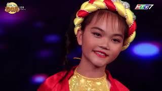Quỳnh Như hát dân ca quá hay khiến Cẩm Ly bái phục tại Thần tượng tương lai