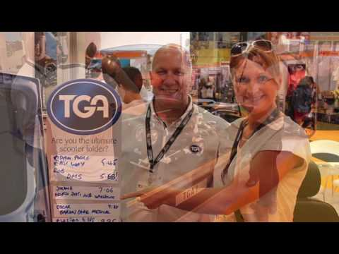 TGA Mobility: the popular Minimo car boot loading challenge at Trade Days 2016 YouTube video thumbnail