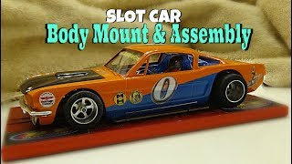 1:25 SCALE DRAG SLOT CARS AND MODEL BODIES BY DENNY #3