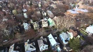 Drone Flight Over Rochester