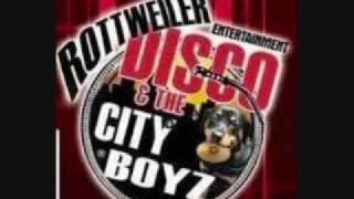 disco & the city boyz -  da train