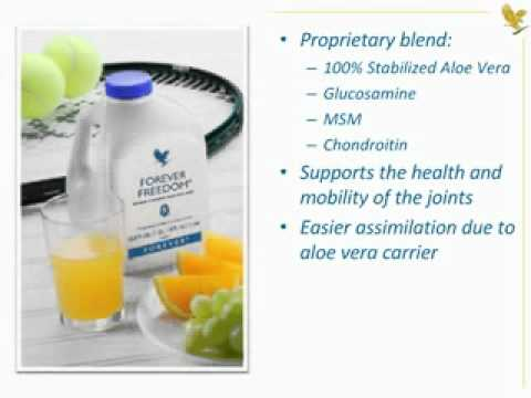 Forever Living Products Freedom Aloe Vera drink