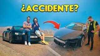 SUSCRIBETE PARA VER MAS VIDEOS! https://www.youtube.com/c/Dominguero?sub_confirmation=1  La verdad sobre el accidente del Audi R8 en Dubai y os enseño los autos de lujo abandonados y accidentados en Dubai. Tour por el famoso cementerio de coches de lujo.  SIGUEME EN INSTAGRAM  https://www.instagram.com/dominguero  Email : Domingueroficial@gmail.com  Como comprar estos autos abandonados y accidentados de lujo en Dubai?  https://dominguero.tv/como-comprar-coches-accidentados-en-dubai  Thank you to copart for letting us film copartmea.com