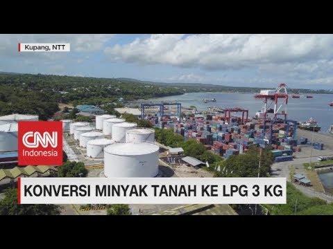 Persiapan Konversi Minyak Tanah Ke LPG Subsidi NTT