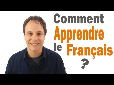 Start learning french as fast as you can !
