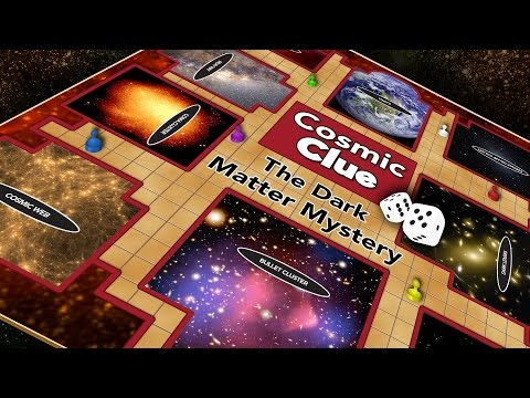 Public Lecture | Cosmic Clue: The Dark Matter Mystery