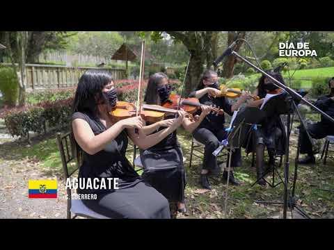 Repertorio europeo por el #Día de Europa a cargo de la Orquesta Joven del Ecuador