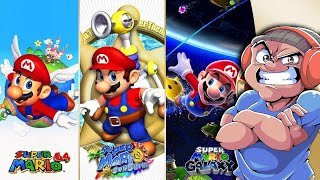 LET'S PLAY SOME SUPER MARIO 3D ALL STARS!