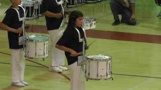 Seeley Elementary School Drum Line 05 12 2014