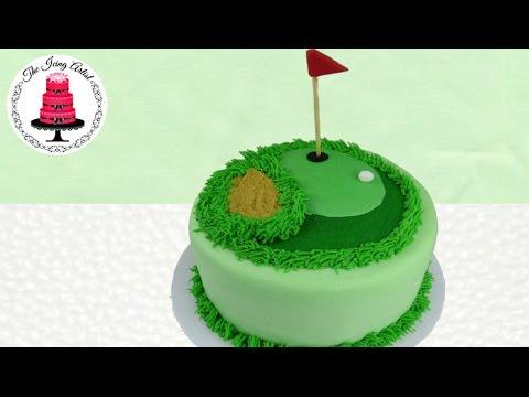mp4 Cake Decoration Golf Theme, download Cake Decoration Golf Theme video klip Cake Decoration Golf Theme