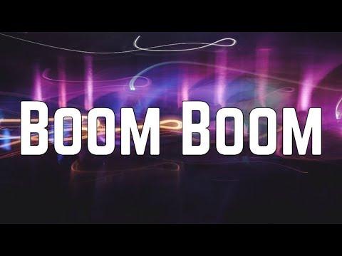 Iggy Azalea - Boom Boom ft. Zedd (Lyrics)