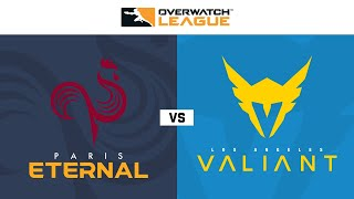 Quarter-Final D | Paris Eternal vs Los Angeles Valiant | May Melee NA | Day 2