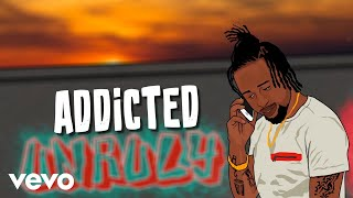 Popcaan - Addicted (Official Lyric Video)