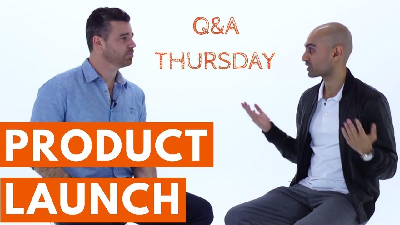 Neil Patel's Product Launch Formula