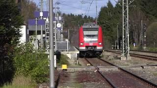 preview picture of video 'Umleiterverkehr Kreuzstrasse bei München 02.11.2013'