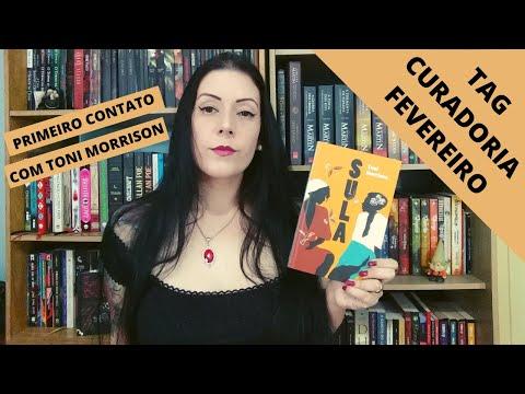 Sula (Toni Morrison) - TAG CURADORIA FEVEREIRO 2021