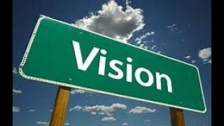 Focusing Your Vision