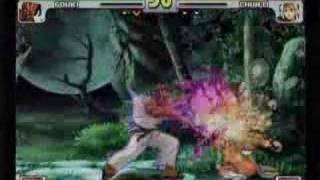 SBO5: Team Yuki Otoko vs Team Matsuda a
