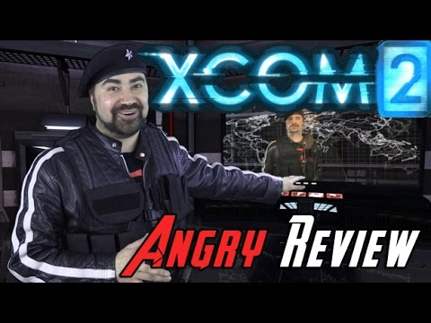 XCOM 2 Angry Review - YouTube video thumbnail