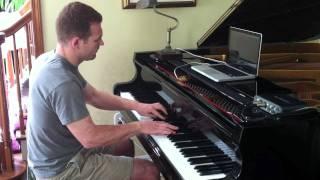 Nuvole Bianche - Real Grand Piano vs. Digital Grand Piano   Kholo.pk