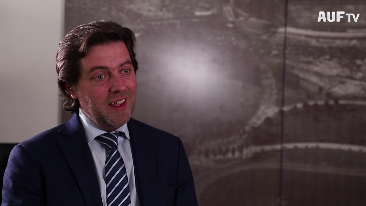 Primeros meses de gestión del nuevo Consejo Ejecutivo de la AUF - Ignacio Alonso