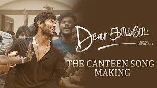 gratis download video - Dear Comrade Tamil - Canteen Song Making   Vijay Deverakonda   Rashmika   Bharat Kamma
