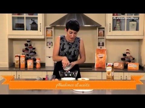 12ª Video Receta con Alma: Cupcakes de Calabaza