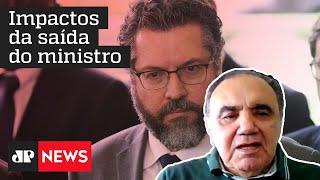 'Ernesto Araújo derrubou toda a identidade da diplomacia brasileira dos últimos anos'