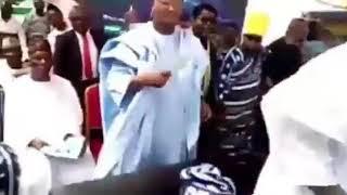 Bulola Saraki Trying To Snob Bola Tinubu