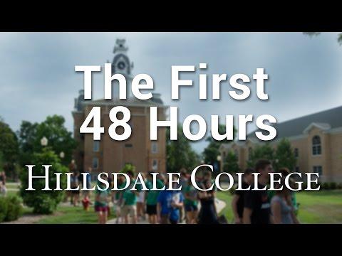 Hillsdale College - video