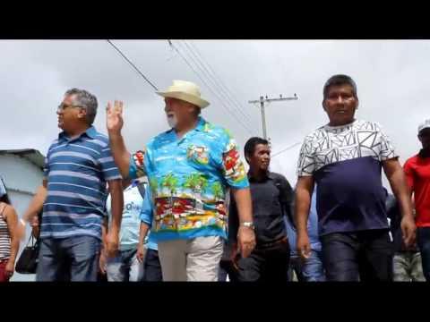 Festa do Trabalhador em Amaturá