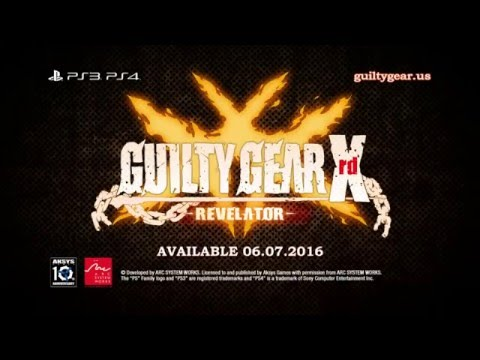 Видео № 0 из игры Guilty Gear Xrd Revelator [PS4]