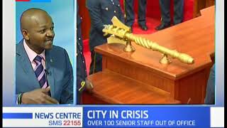 City in Crisis: Mike Sonko still barred from office by court as he nominates deputy | Part 2