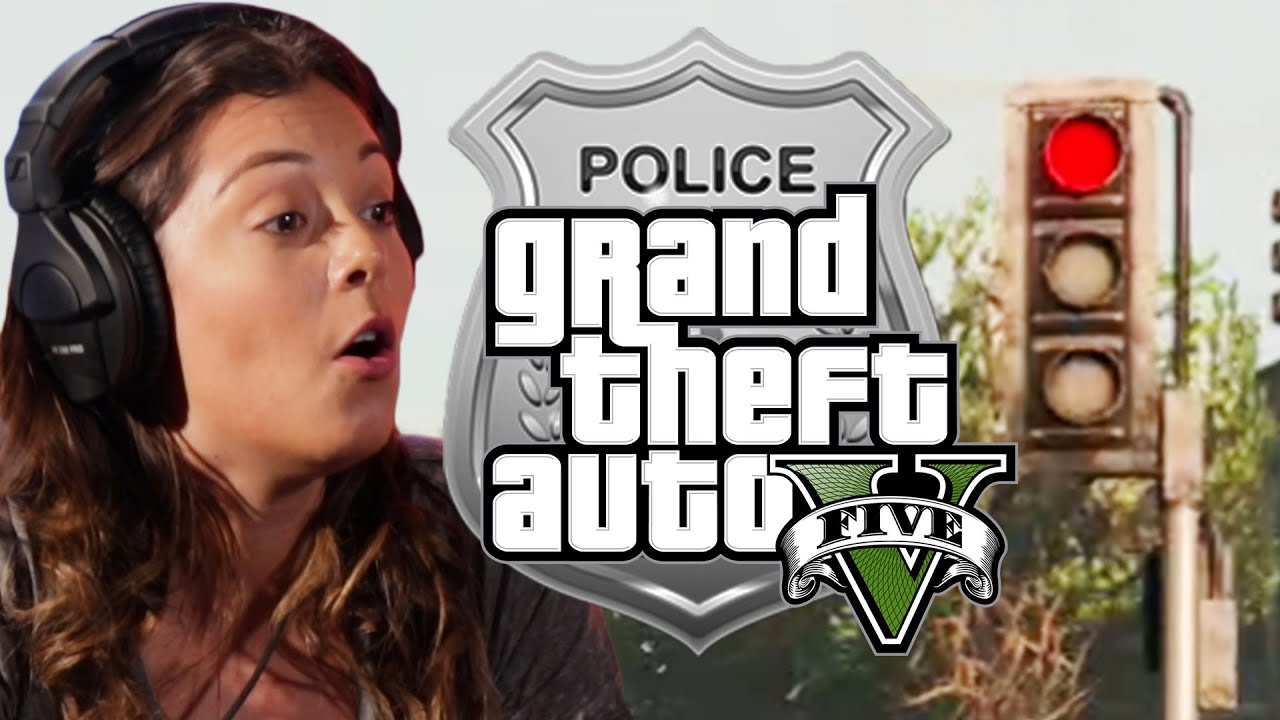 Police Try Playing Grand Theft Auto 5 Without Breaking Any Laws thumbnail
