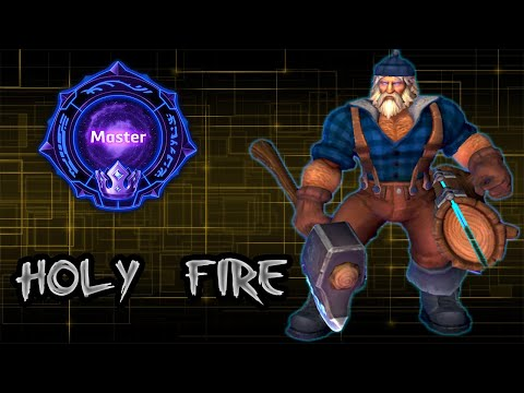 RighteousNicky - Master Uther - Holy Fire