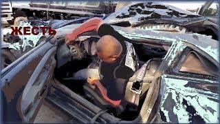 Авария Шевроле Камаро  Chevrolet Camaro,  авария на скорости 310 км ⁄ч ,почти на смерть
