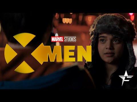 Marvel Studios MCU X-Men intro (New Better Version) V.2