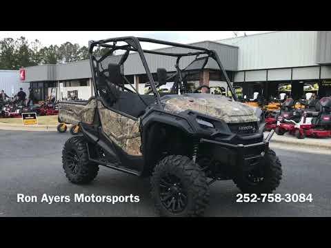 2021 Honda Pioneer 1000 Deluxe in Greenville, North Carolina - Video 1