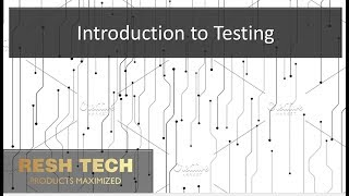 Introduction to Testing (What is Testing?)
