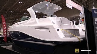 2018 Rinker 320 Express Motor Boat - Walkaround - 2018 Toronto Boat Show