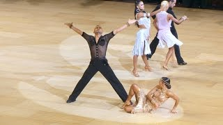 Pro Latin Paso Doble - International Championships 2016